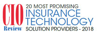 Top 20 Insurance Technology Solution Companies - 2018